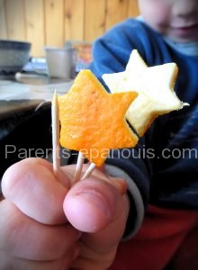 Mini baguette magique, activité manuelle enfants, parents épanouis