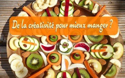 créativité en cuisine, mandala, parents-epanouis.com