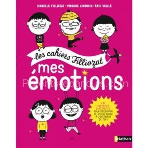 le cahier de mes émotions, Isabelle Filliozat, parentalité positive - parents-epanouis.com