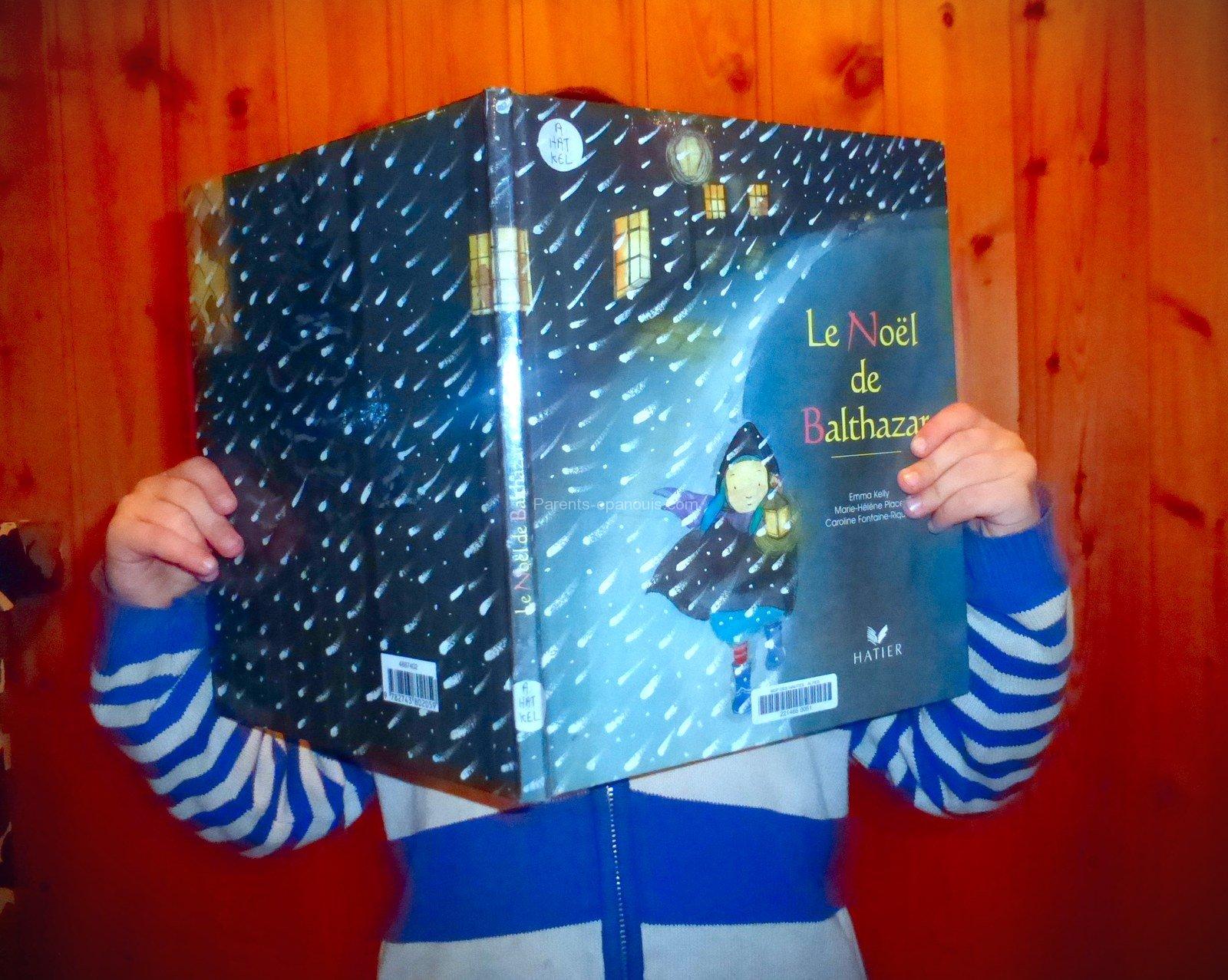 le Noël de Balthazar, livre Montessori, parents-epanouis.com