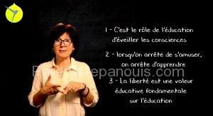 nouvelles idées sur l'éducation, Antonella Verdiani, mouvement colibris MOOC, éduquer, parents-epanouis.com